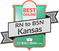 Top RN to BSN Kansas