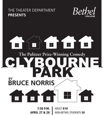 Poster for Clybourne Park