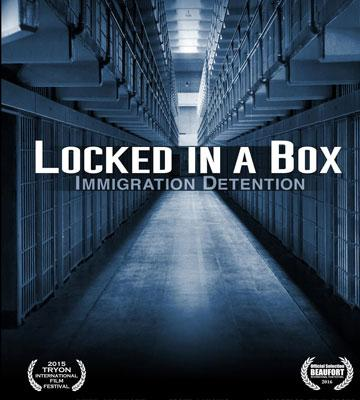"Image from ""Locked in a Box"" short film"