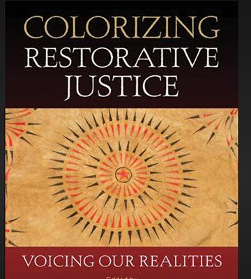 Cover of Colorizing Restorative Justice