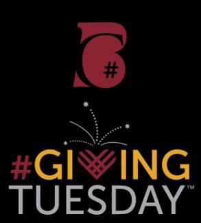 "Bethel College ""Giving Tuesday"" graphic"