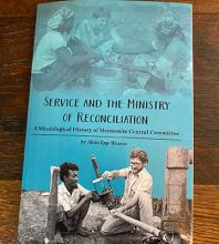 Cover of Service and the Ministry of Reconciliation